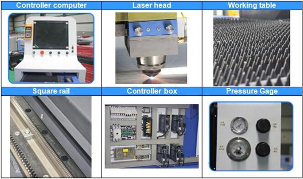 دستگاه برش لیزری چین 2