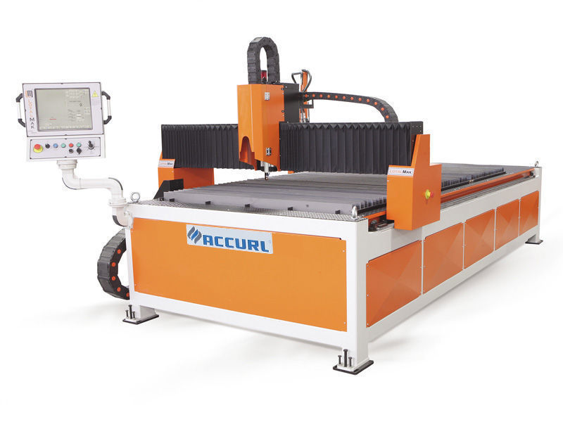 دستگاه برش پلاسما CNC منبع گاز