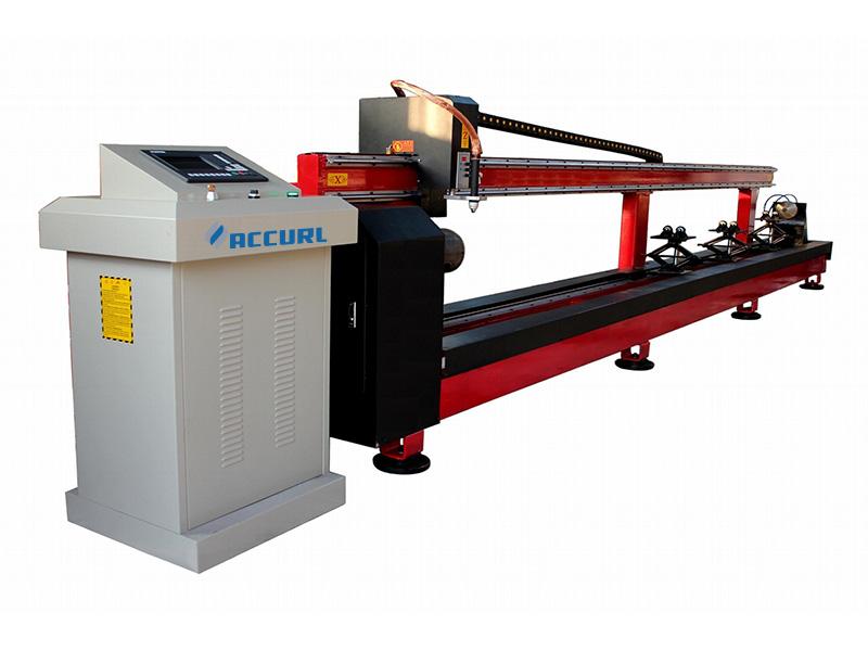 دستگاه برش لوله پروفیل CNC