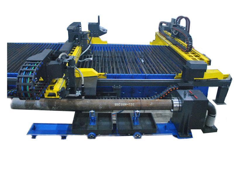 دستگاه برش لوله فولادی
